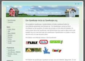 speelhuisjes.org