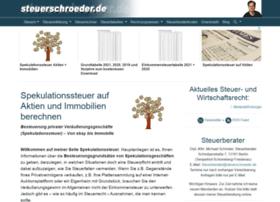 spekulationssteuer.de