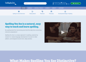 spellingyousee.com