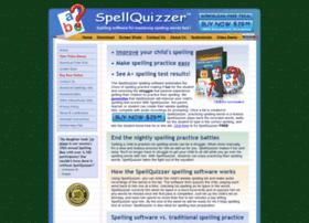 spellquizzer.com