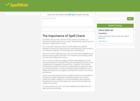 spellweb.com