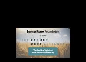 spencefarmfoundation.org