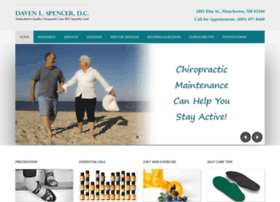 spencerchirocare.com