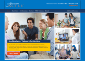 Spencerinstitute.com