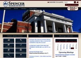 spencerma.gov