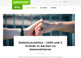 spenden.greenpeace.de