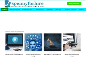 spennyforhire.com