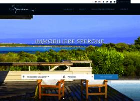 sperone.com