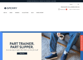 sperrytopsider.co.uk