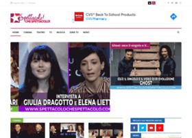 spettacolochespettacolo.com