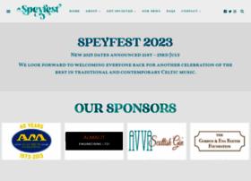 speyfest.com