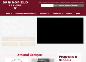 spfldcol.edu