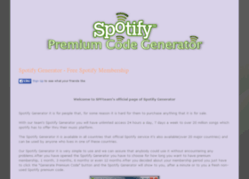 spfy-generator.blogspot.com