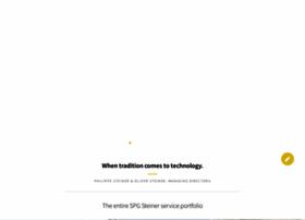 spg-steiner.com