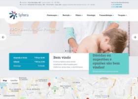 spherafisioterapia.com.br