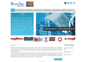 spheretech-me.com