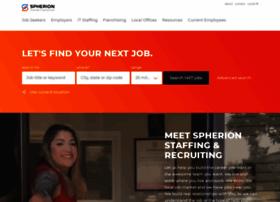 spherion.com