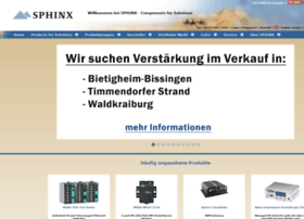 sphinxproducts.com
