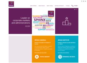 sphinxsurvey.com