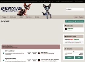 sphynxlair.com