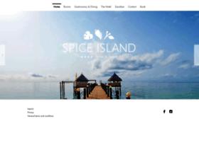 spice-island-hotel-resort.com