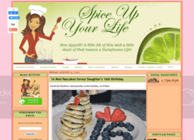 spice-up-your-life.net