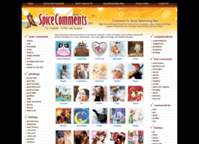 spicecomments.com