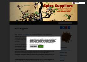 spicesuppliers.biz