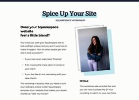 spiceupyoursite.com
