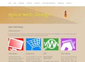 spicewebdesign.com