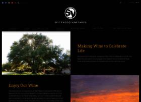spicewoodvineyards.com