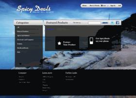 spicydeals.com