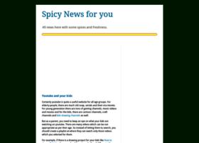 spicynewss.blogspot.com