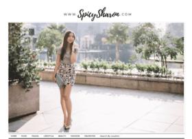 spicysharon.com
