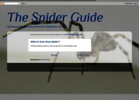 spiderguide.blogspot.com