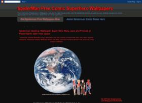 spidermanfreecomicwallpapers.blogspot.com