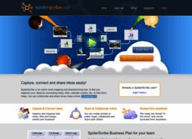 spiderscribe.net