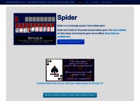 spidersolitaire.com