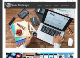 spiderwebdesignz.com