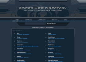 spiderwebdirectory.com