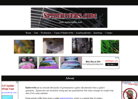spiderwebs.com