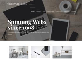 spiderzwebdesign.com
