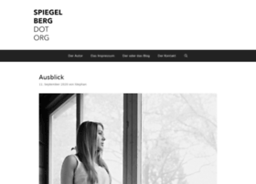 spiegelberg.org