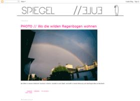 spiegeleule.blogspot.de