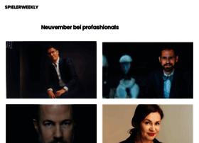 spielerweekly.com