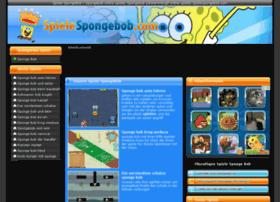 spielespongebob.com