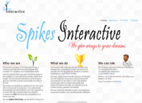 spikesinteractive.com