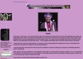 spikesmusic-folk.spike-jamie.com