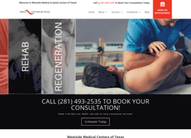 spinalcenterstexas.com