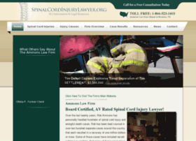 spinalcordinjurylawyer.org